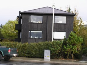 Bjork's House!!!